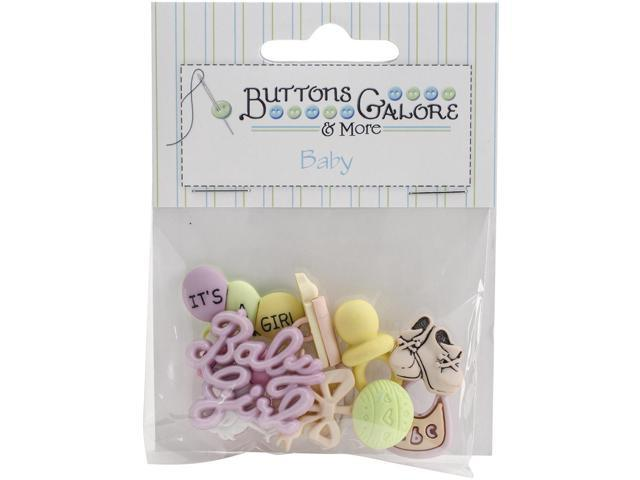 Button Theme Pack-Baby Girl
