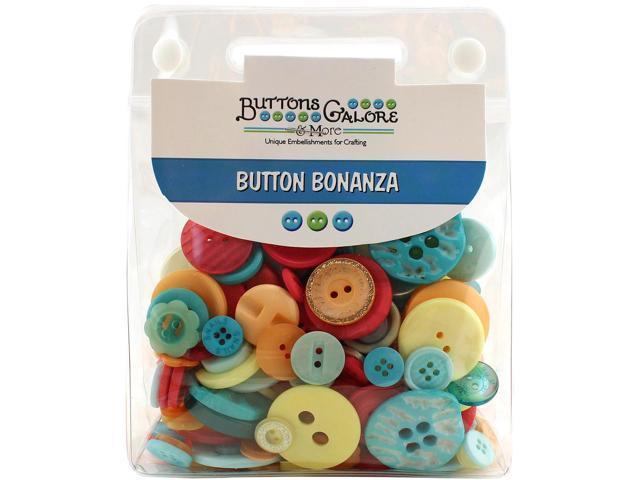 Buttons Galore Button Bonanza-Summertime