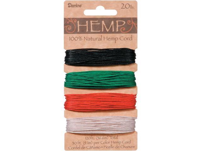 Hemp Cord 20lb 120'-Primary
