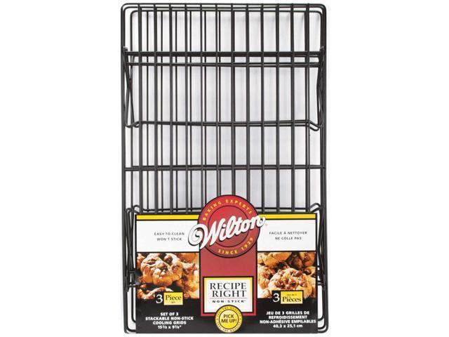 Recipe Right Non-Stick Cooling Grids 3/Pkg-15-7/8
