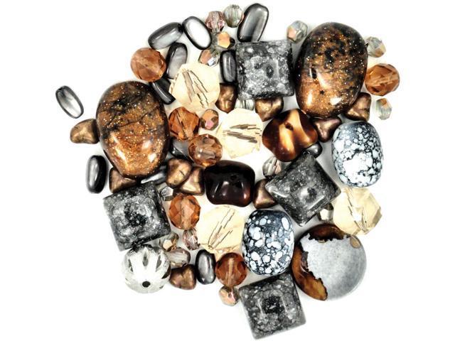 Design Elements Beads 28g-Truffles