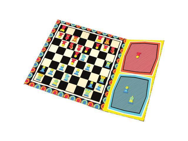 Magnetic Go Travel Game-Chess