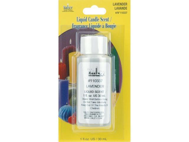 Liquid Candle Scent 1oz Bottle-Lavender