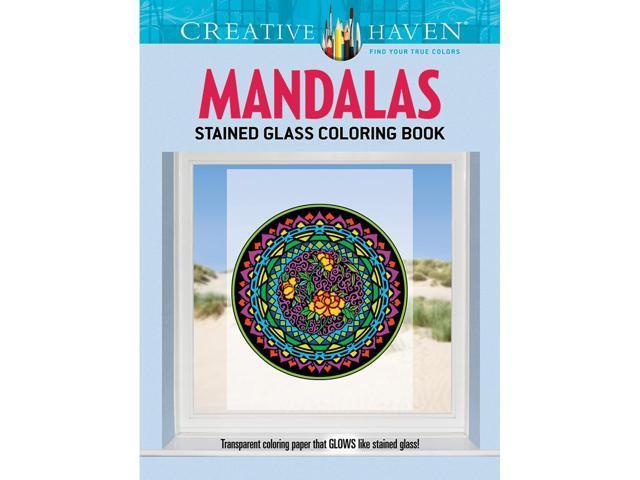 Dover Publications-Creative Haven Mandalas Coloring Book