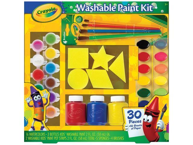 Crayola Washable Paint Kit-