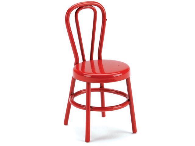 Timeless Miniatures-Metal Chair