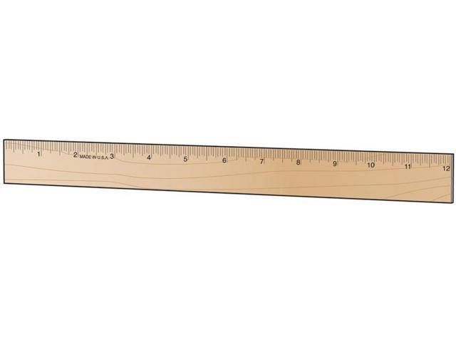 Wood Ruler 12