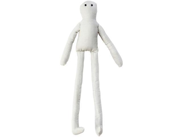 Long Leg Muslin Doll W/Wire 14
