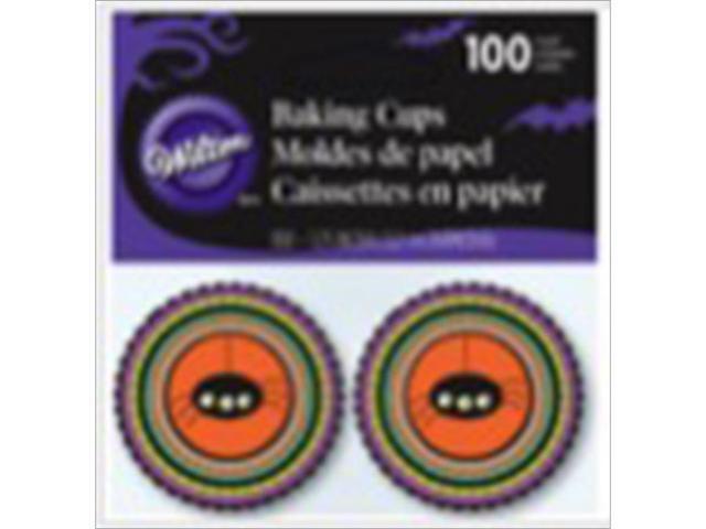 Mini Baking Cups-Spider 100/Pkg