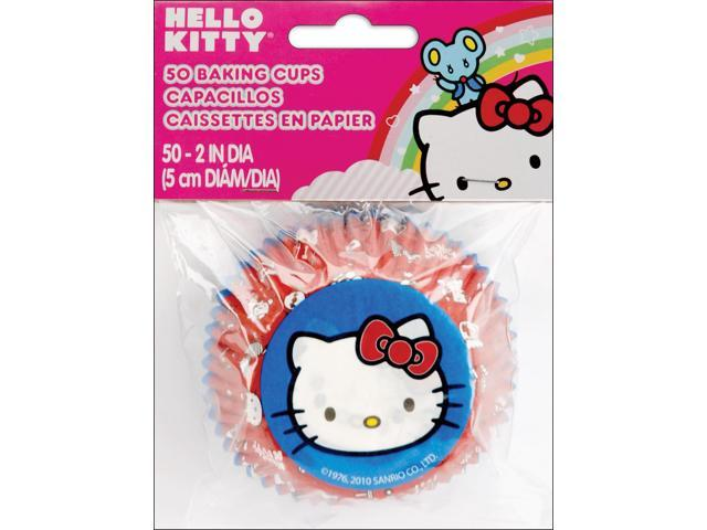 Baking Cups-Hello Kitty 50/Pkg-Standard
