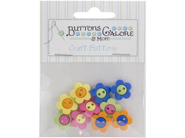 Button Theme Pack-Hot Flowers