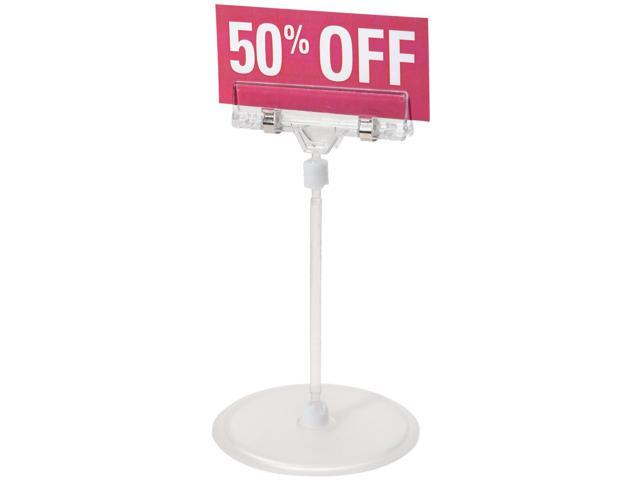 Small Sign Holder W/Stand 6.1