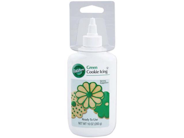 Cookie Icing 10 Ounces-Green