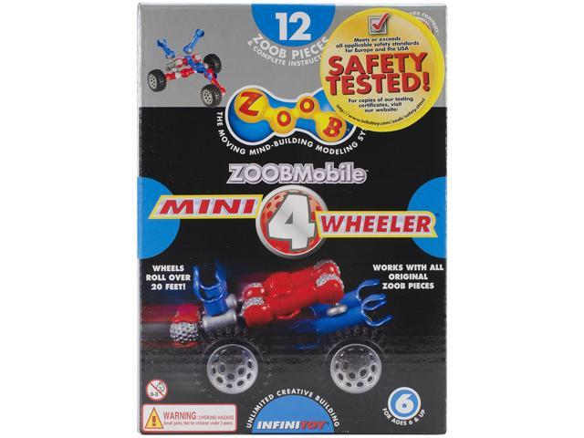 ZOOB Mobile Mini 4 Wheeler-