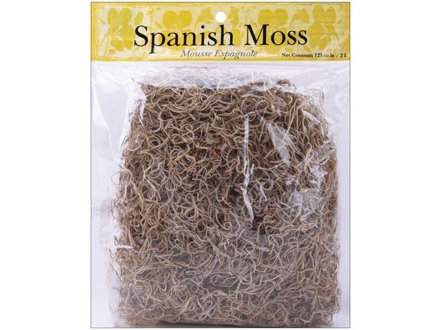 Spanish Moss 4oz-Natural