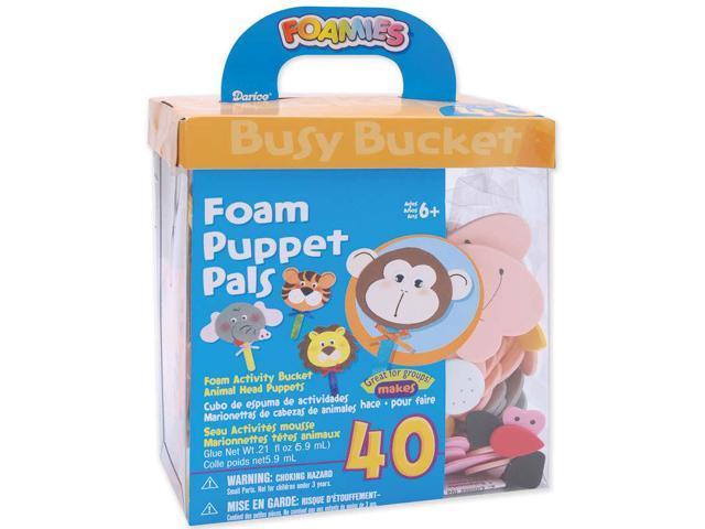 Foam Kit - Makes 40-Puppet Pals