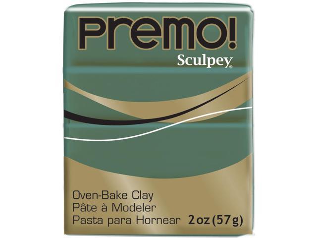 Premo Sculpey Polymer Clay 2 Ounces-Jungle