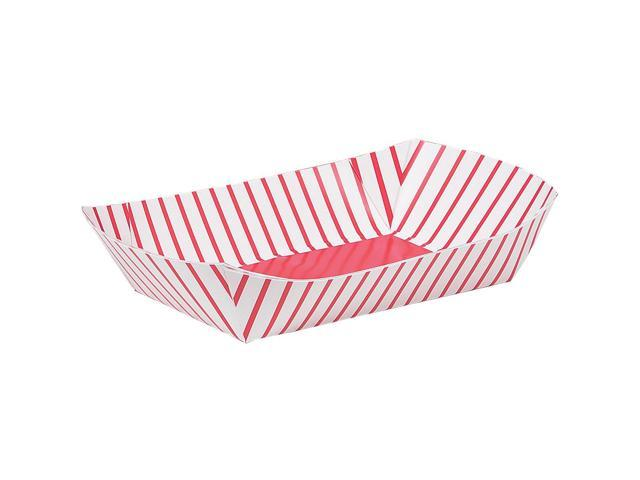 Paper Snack Trays 9