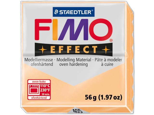 Fimo Effect Polymer Clay 2oz-Peach