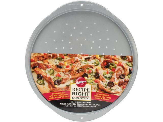 Recipe Right Pizza Pan-Round 14