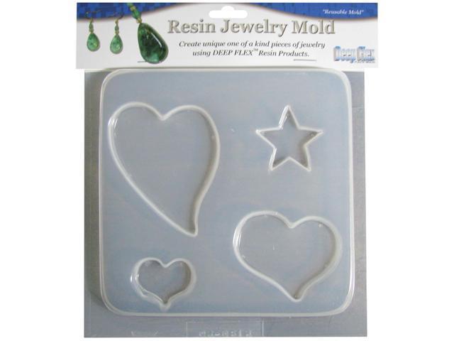 Resin Jewelry Mold 6.5