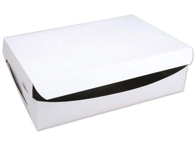 Cake Box-White 14