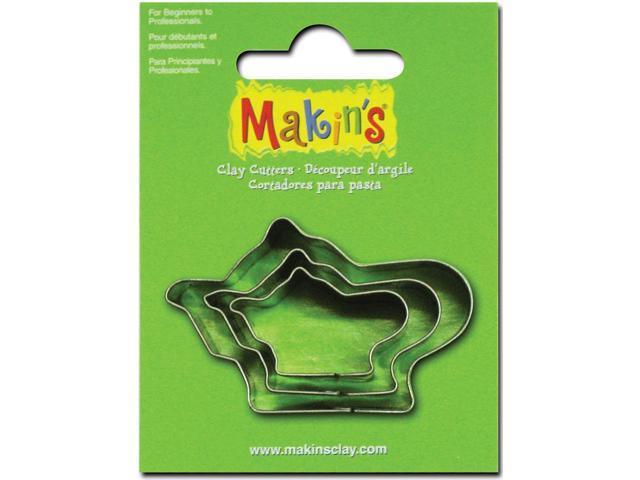 Makin's Clay Cutters 3/Pkg-Teapot