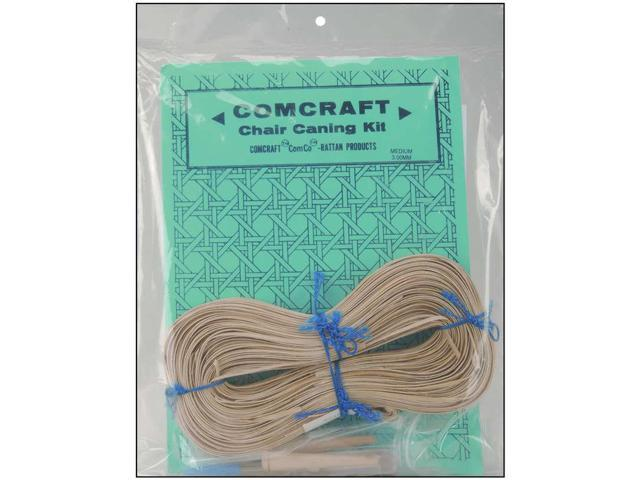 Comcraft Chair Caning Kit-Medium 3mm Cane