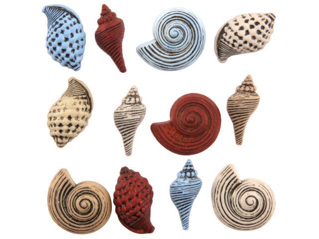 Button Theme Pack-Seashells