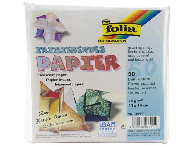 Folia Iridescent Origami Paper 6