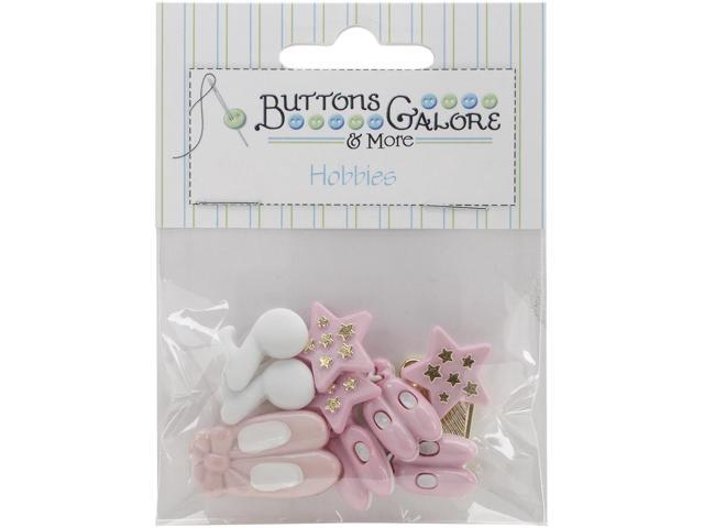 Button Theme Pack-Ballet