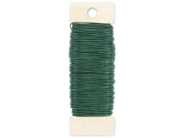 Paddle Wire 22 Gauge 4oz-Green