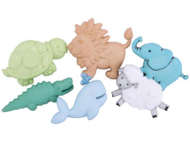 Dress It Up Embellishments-Baby Animals