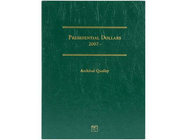 Presidential Dollar Folder-2007-2016