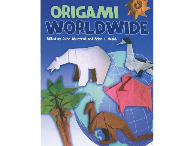 Dover Publications-Origami Worldwide