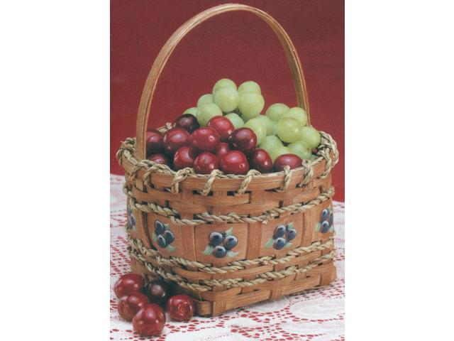 Burgundy Hill Basket Kit-Berry Basket 4