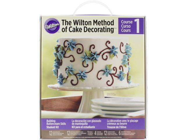 Student Decorating Kit-Course 1