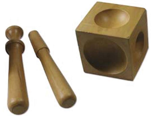 Wood Doming Block 2.25