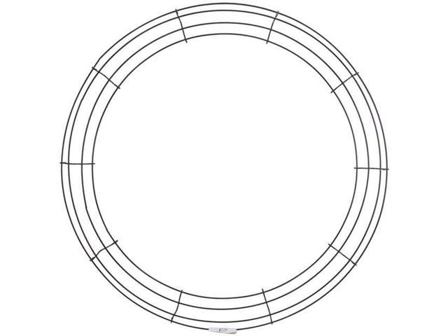 Wire Wreath Frame-20