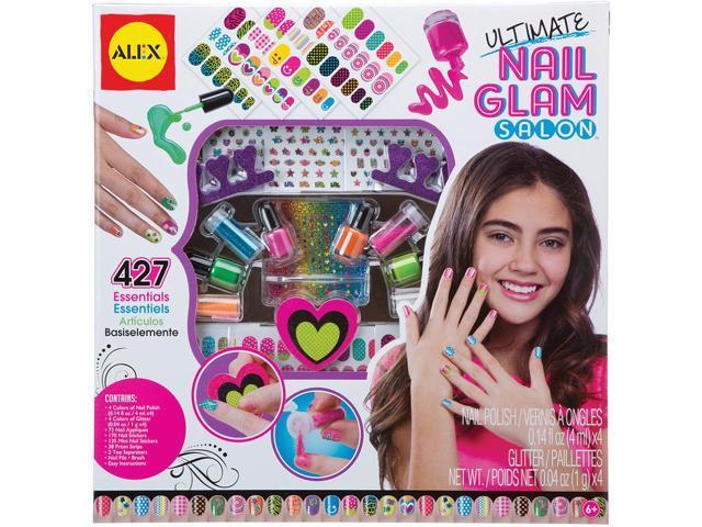 ALEX Ultimate Nail Glam Salon by Alex