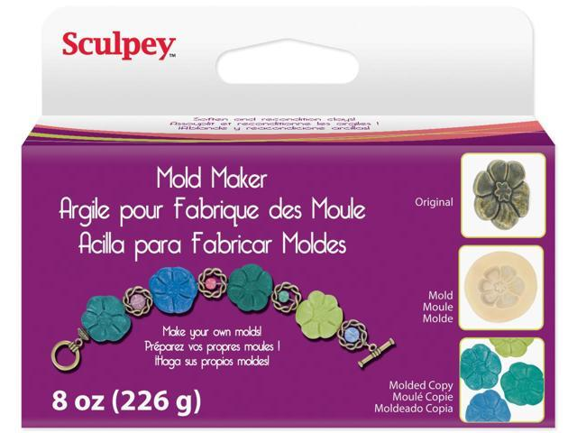 Sculpey Mold Maker 8oz-Cream
