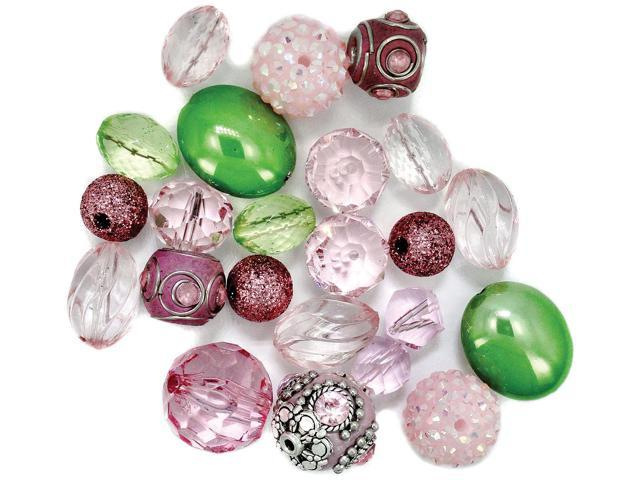 Inspirations Beads 50g-Secret Garden
