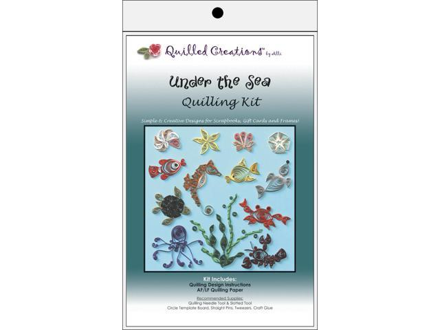 Quilling Kit-Under the Sea