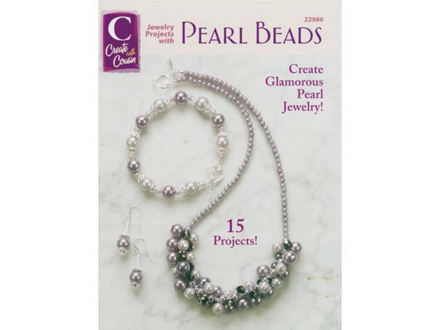 Cousin Corporation Books-Jewelry Projects W/Pearl Beads