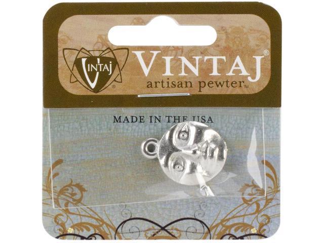 Vintaj Metal Accent-Charming Guise 21mmX15mm 1/Pkg