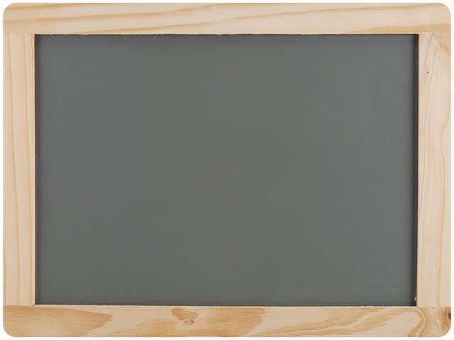 Framed Chalkboard -7