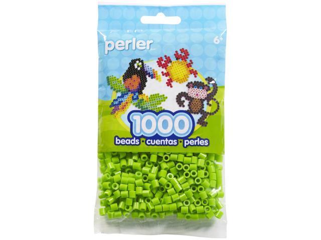 Perler Fun Fusion Beads 1000/Pkg-Kiwi Lime