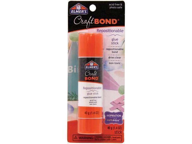 Elmer's CraftBond(R) Repositionable Glue Stick-1.4oz