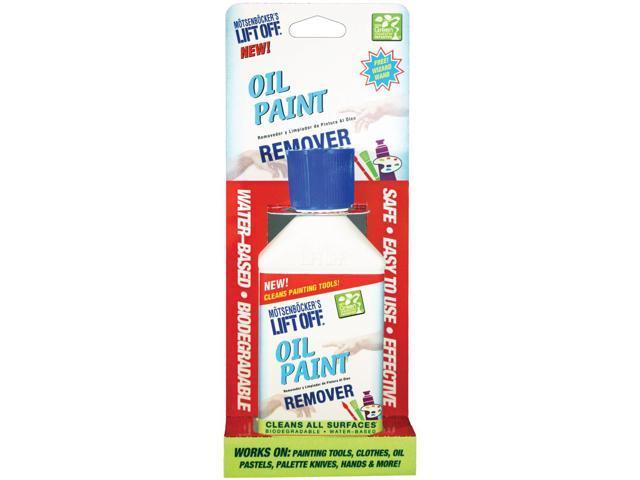Lift Off Oil Paint Remover-4.5oz
