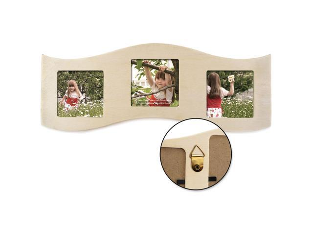 Three Window Photo Frame-4.25